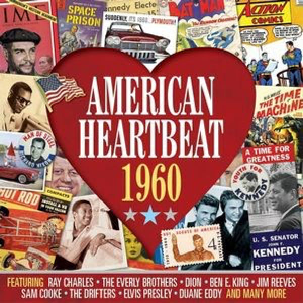 Various Artists - American Heartbeat 1960