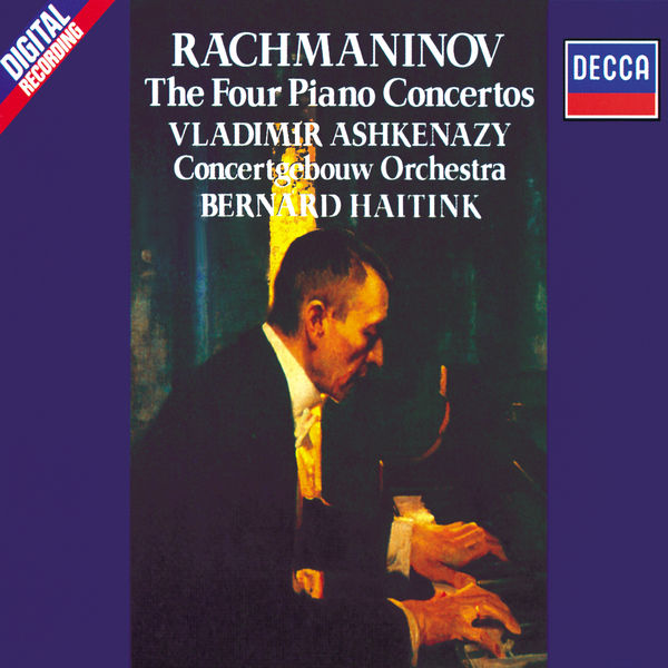 Vladimir Ashkenazy - Rachmaninov: Piano Concertos Nos. 1-4