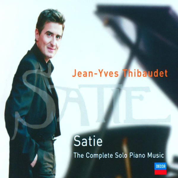 Jean-Yves Thibaudet - Satie:The Complete solo piano music