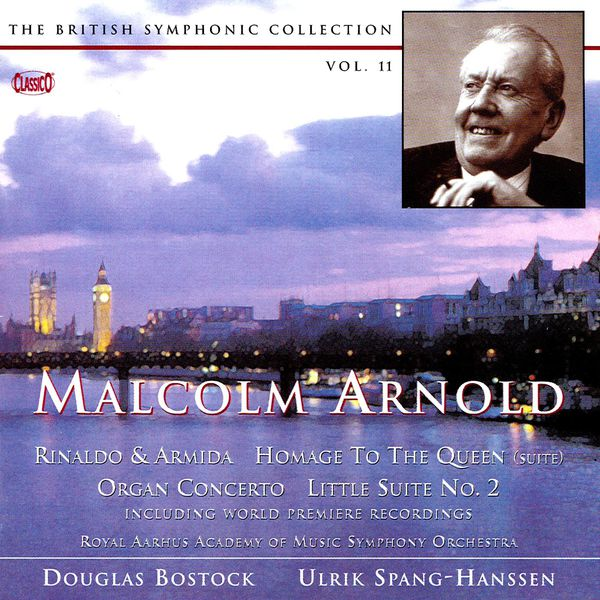 Aarhus Symphony Orchestra - Arnold: The British Symphonic Collection, Vol. 11