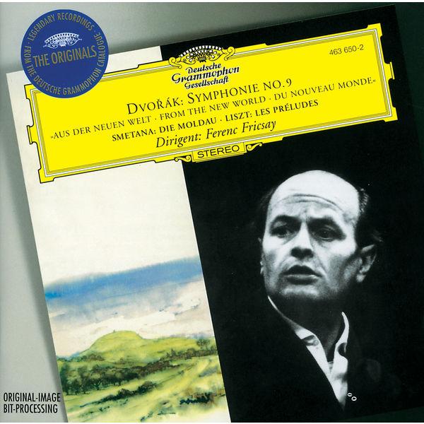 Ferenc Fricsay - Dvořák: Symphony 9, Smetana: The Moldau, Liszt: Préludes