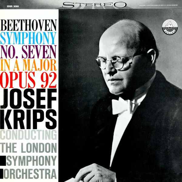 Josef Krips - Beethoven: Symphony No. 7 (Transferred from the Original Everest Records Master Tapes)