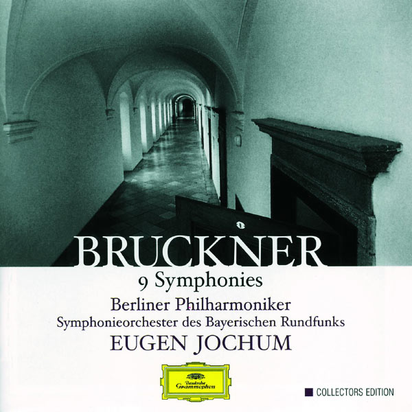 Berliner Philharmoniker - Bruckner: 9 Symphonies