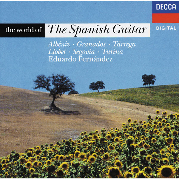 Eduardo Fernandez - The World of The Spanish Guitar