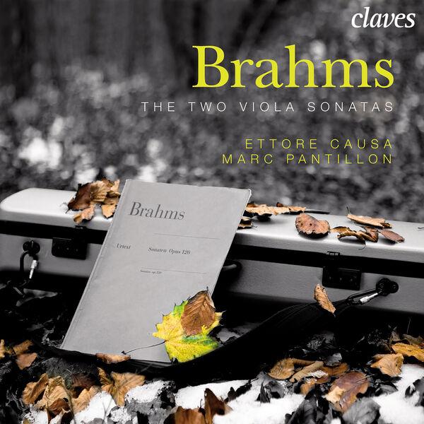 Ettore Causa - Brahms: Six Lieder, arrangement for Viola and Piano - The Two Viola Sonatas