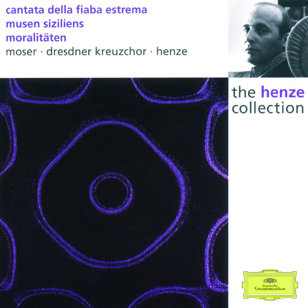 Edda Moser - Henze: Cantata of the ultimate fable - Muses of Sicily...