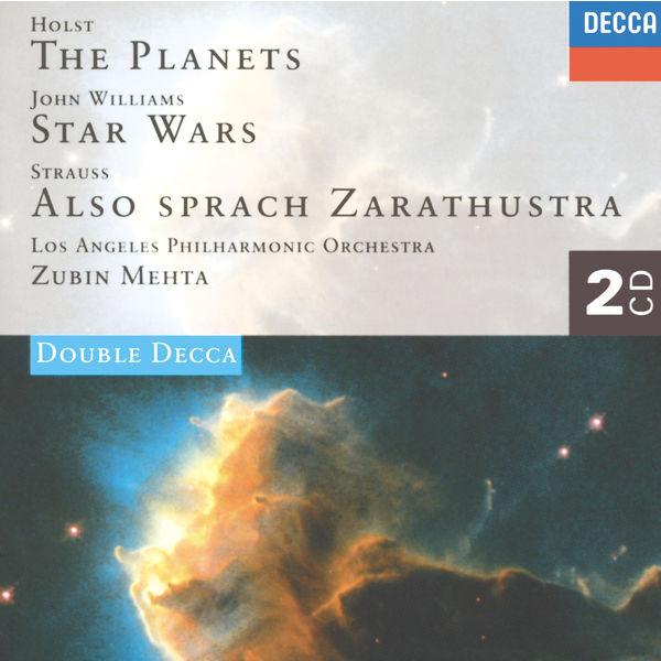 Zubin Mehta - Holst: Planets, Williams: Star Wars, Strauss: Zarathustra