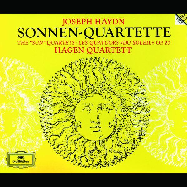 Hagen Quartett - Haydn: Sonnen-Quartette op.20