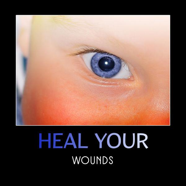 Heal Your Wounds – Healing Music for Yoga & Meditation, Zen Healing
