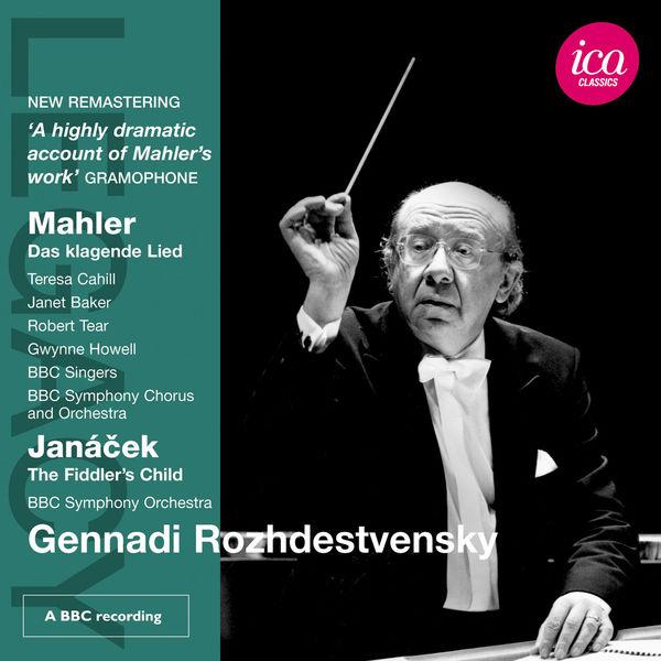 BBC Symphony Orchestra - Gustav Mahler : Das klagende Lied - Janacek : The Fiddler's Child
