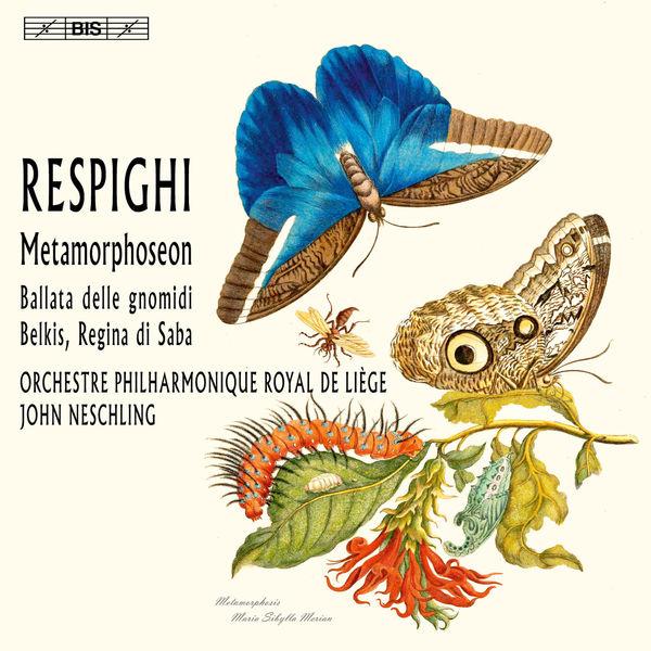 John Neschling - Respighi: Metamorphoseon, Ballata delle gnomidi, Belkis
