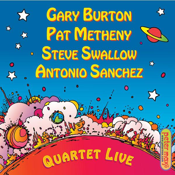 Gary Burton - Quartet Live!