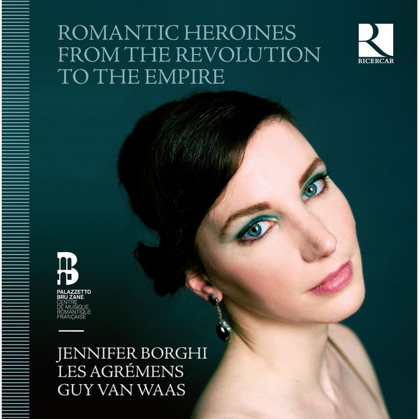 Jennifer Borghi - Romantic Heroines from the Revolution to the Empire