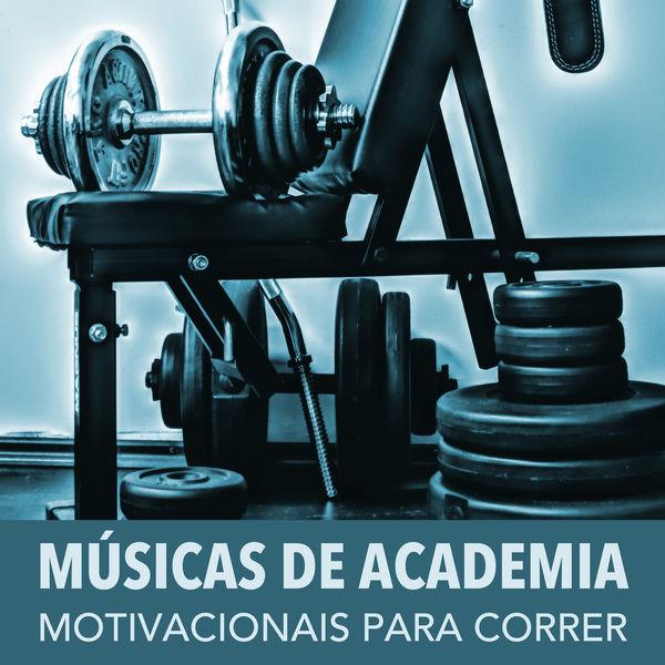 Various Artists - Músicas de Academia Motivacionais: Música para Correr e Malhar. Malhaçao e Treinamento Funcional No Gym
