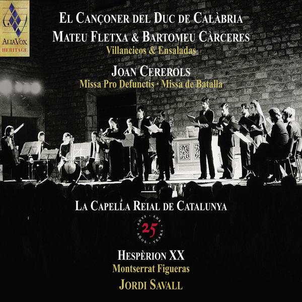 Jordi Savall - La Capella Reial de Catalunya - 25th Anniversary (25e Anniversaire)