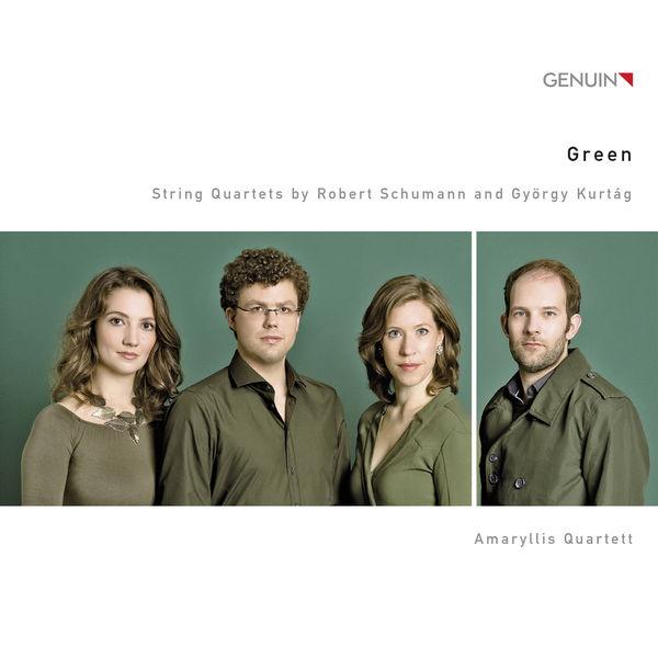 Amaryllis Quartett - Green
