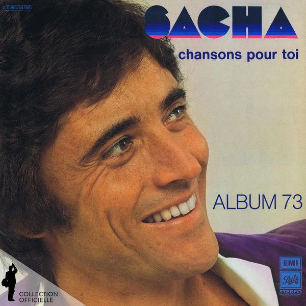 Sacha Distel - Chansons pour toi (Album 73)