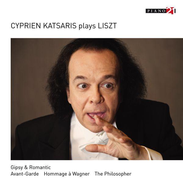 Cyprien Katsaris - Cyprien Katsaris Plays Liszt - Vol. 2
