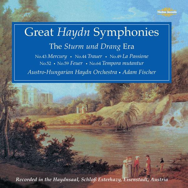 Joseph Haydn - Great Haydn Symphonies: Orchestral Favourites, Vol. XVIII