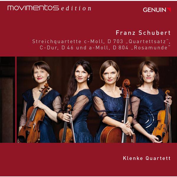 Klenke Quartett - Schubert: String Quartets, D. 703, 46 & 804