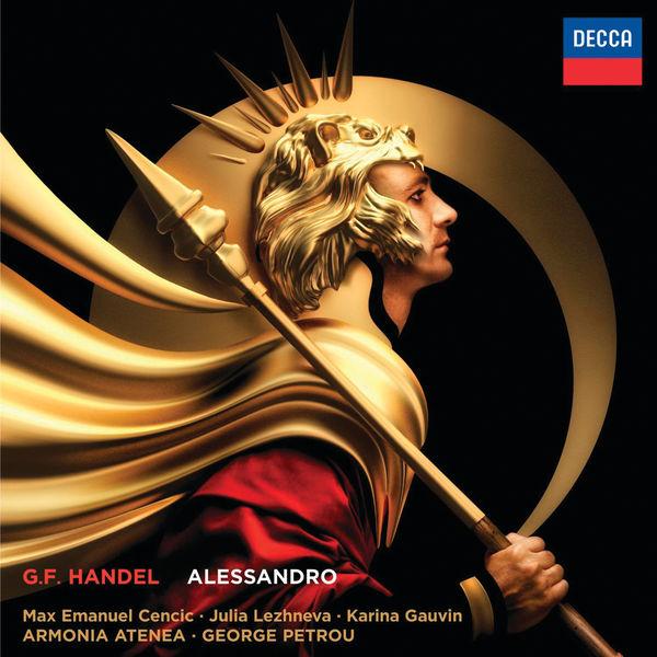 Max Emanuel Cencic - Georg Friedrich Händel : Alessandro