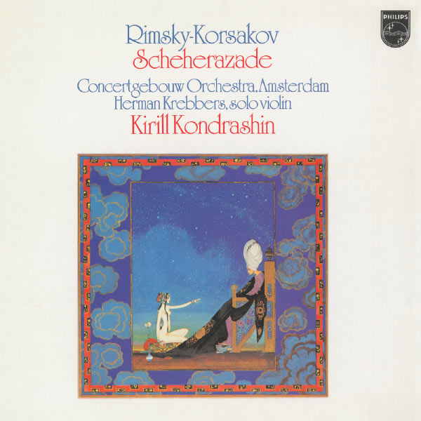 Royal Concertgebouw Orchestra - Rimsky-Korsakov: Scheherazade