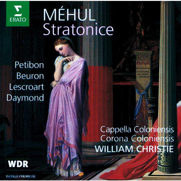 William Christie - Méhul : Stratonice