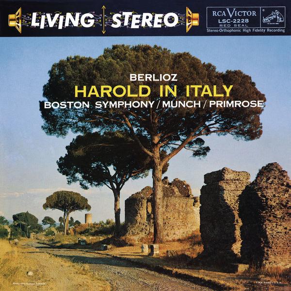 Charles Münch - Berlioz: Harold en Italie, Op. 16