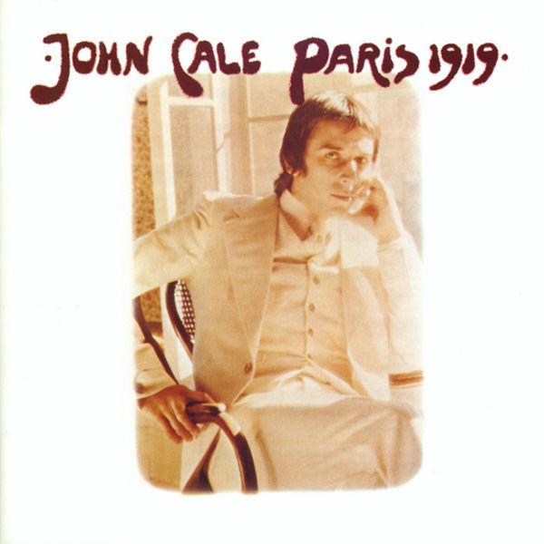 John Cale - Paris 1919