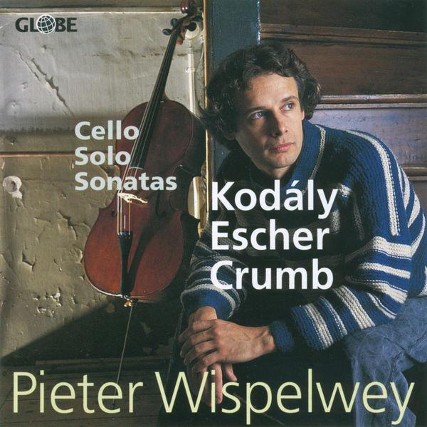 Pieter Wispelwey - Solo Cello Sonatas