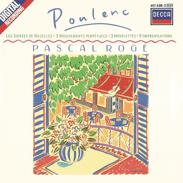 Pascal Rogé - Poulenc: Piano Works, Vol. 1