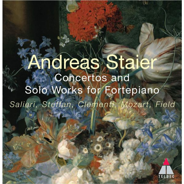 Andreas Staier - Andreas Staier - Concertos & Solo Works for Fortepiano