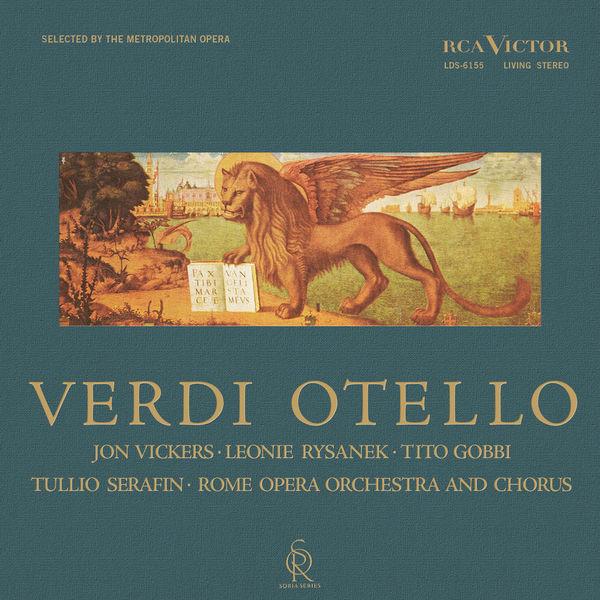Tullio Serafin - Verdi : Otello