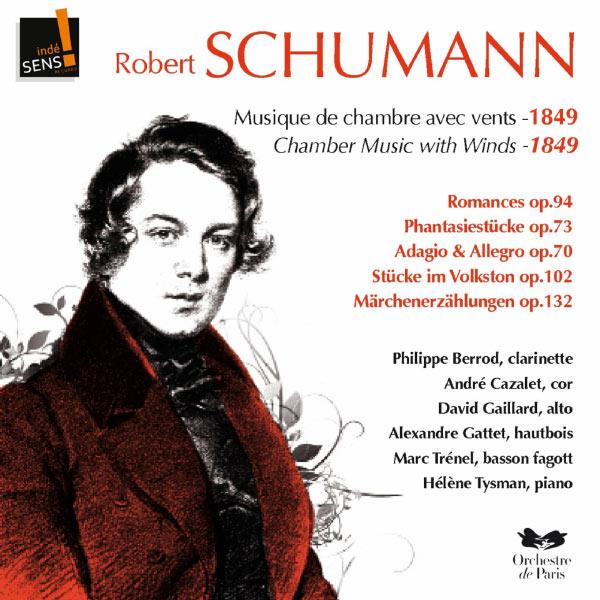 Helene Tysman - Schumann : Musique de chambre avec vents - 1849