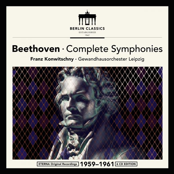 Gewandhausorchester - Beethoven: Complete Symphonies