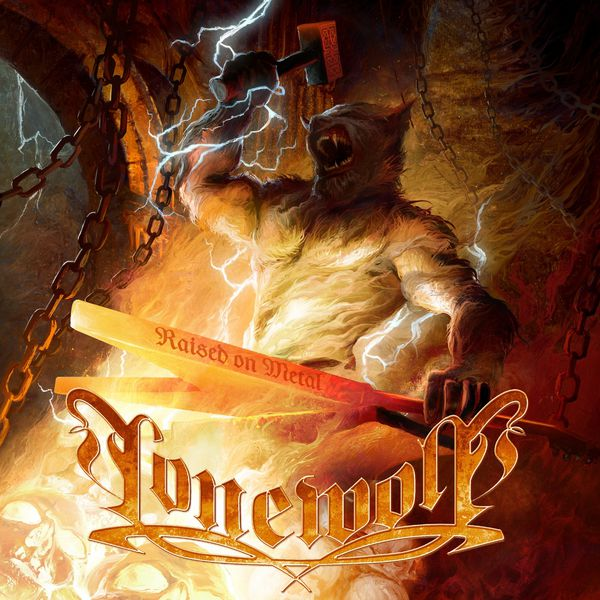 Raised on Metal   Lonewolf – Download and listen to the album