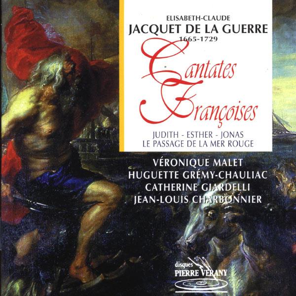 Véronique Malet - Cantates françoises