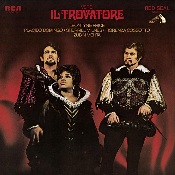 Zubin Mehta|Verdi : Il Trovatore (Remastered)