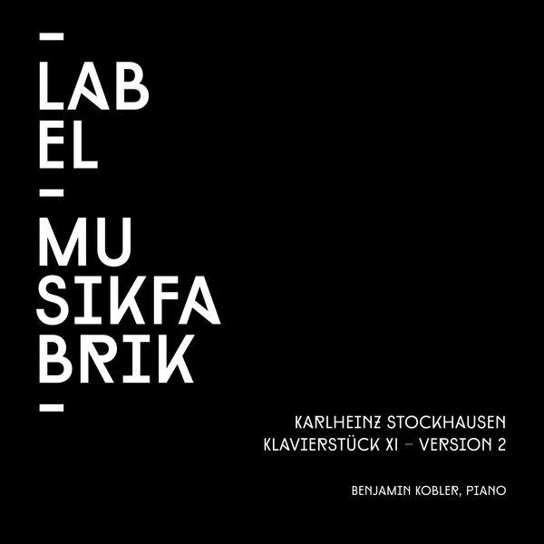 Benjamin Kobler|Stockhausen: Klavierstück XI  (Version 2)