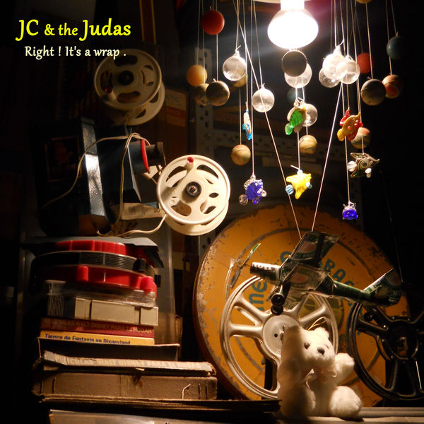 JC & the Judas - Right! It's a wrap