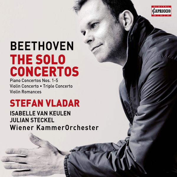 Stefan Vladar - Beethoven: The Solo Concertos