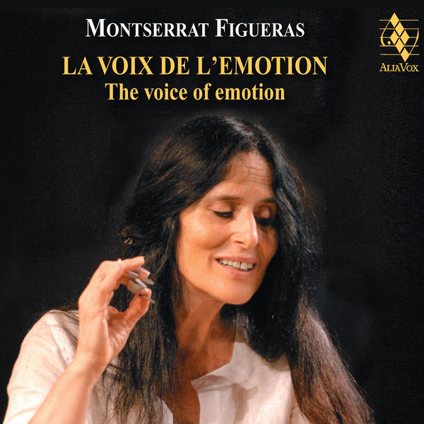Montserrat Figueras - The Voice of Emotion (La Voix de l'émotion) I