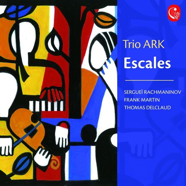 Trio ARK - Escales