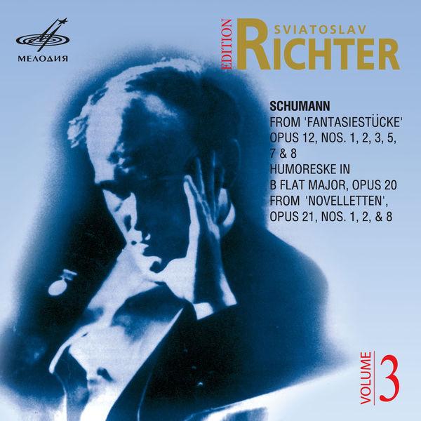 Robert Schumann - Sviatoslav Richter Edition, Vol. 3