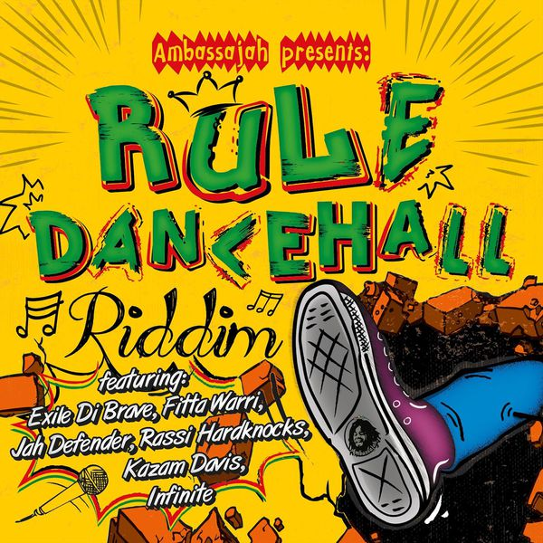 Rule Dancehall Riddim | Various Artists – Download and listen to the
