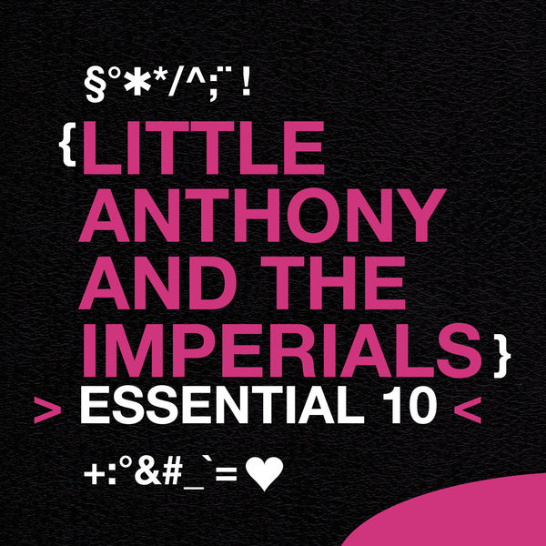 Little Anthony And The Imperials - Little Anthony and the Imperials: Essential 10