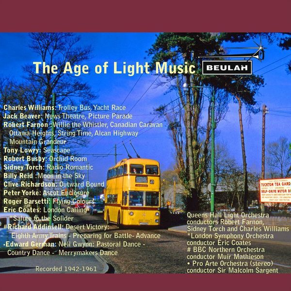 Various Artists - The Age of Light Music