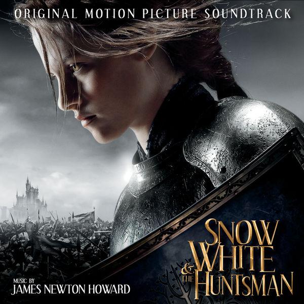 """James Newton Howard - Bande Originale du film """"Blanche-Neige et le chasseur"""" (Snow White & The Huntsman, film de Rupert Sanders, 2012)"""
