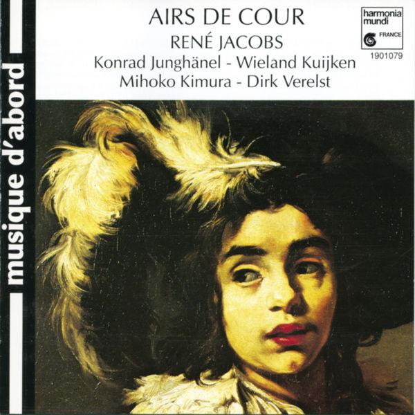 René Jacobs|Airs de Cour