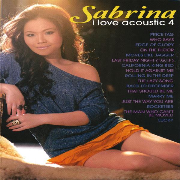Sabrina - I Love Acoustic 4